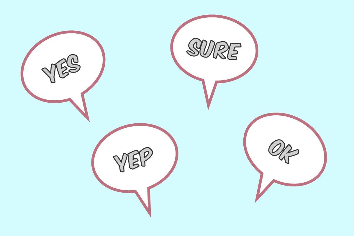 33 способа сказать ДА на английском